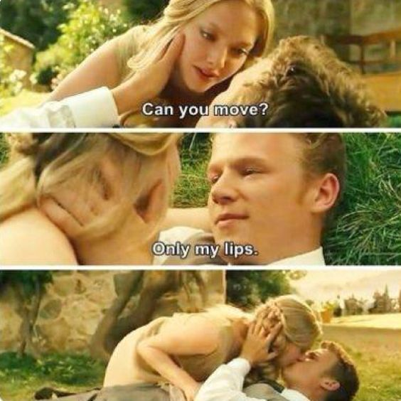 Eeeeeeeeeeeeeeeeee!!!!!!!!! I always die at this part! Can I have a love like this PLEASE!