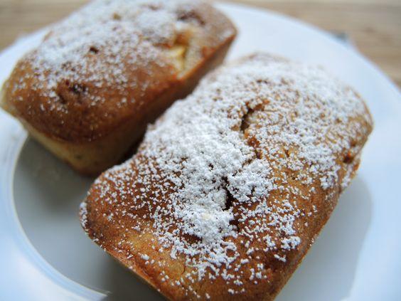 Mini-Kuchen mit Aprikosen - histaminarmer Kuchen ohne Weizenmehl, ohne Hefe