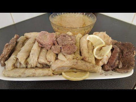 الملفوف بأبسط طريقة واطيب مذاق مع شام الاصيل Youtube Cooking Classic Dishes Meat Recipes