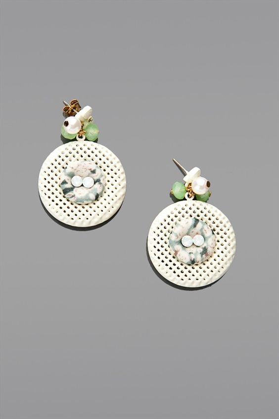 Earrings by Cassette