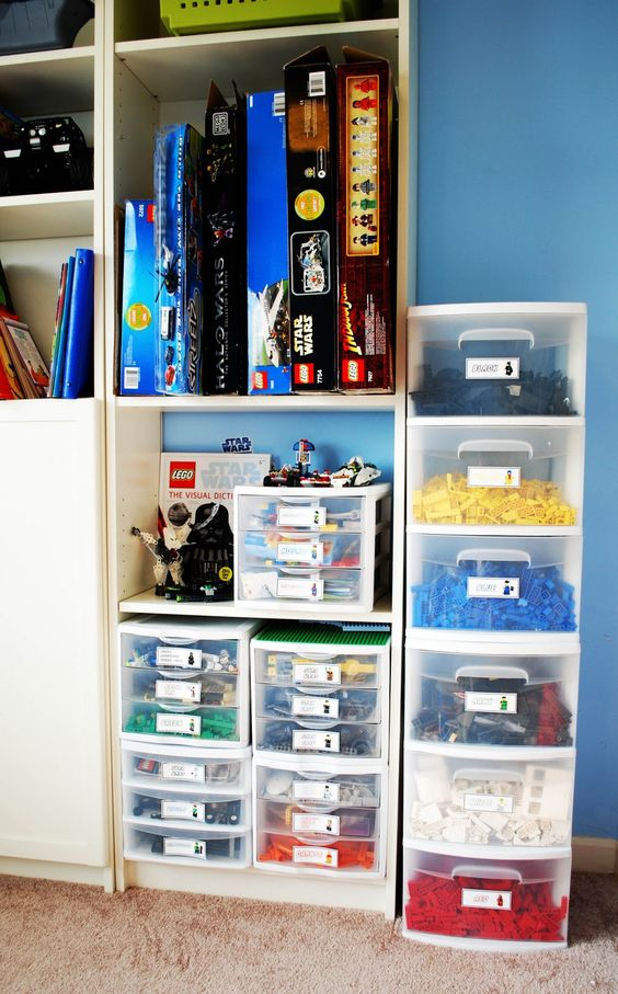 Mrs. Jones: Lego Storage Labels (Free Download) **Updated**