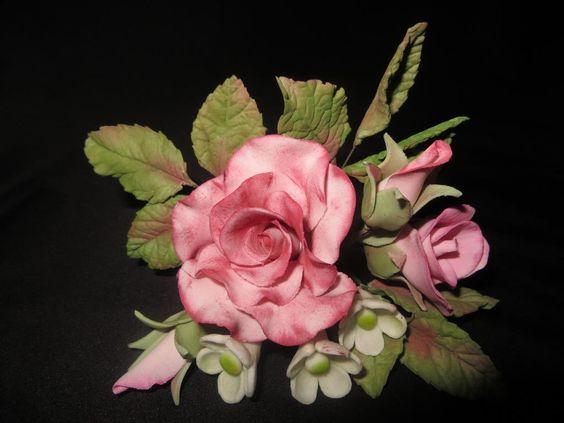- Flower arrangement