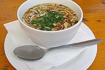 Fritatten - Suppe