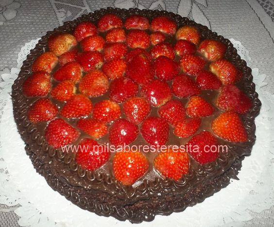Fresas y Chocolate