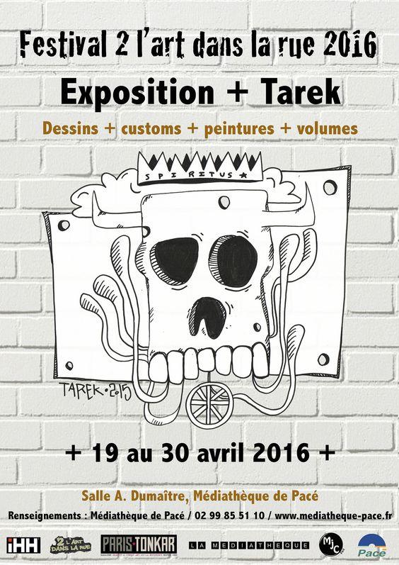 https://flic.kr/p/EtiCEQ   Exposition Tarek à Pacé   Toutes les images sont la propriétés exclusives de Pegasus and Co et/ou de Paris Tonkar magazine / 2016 © Pegasus and Co.  Pour plus d'infos / More news on  : • Tarek official website / www.tarek-bd.fr/  • Paris Tonkar magazine // www.paristonkar.net/   Suivez-nous sur / Follow us : [ vimeo   facebook   twitter   tumblr   youtube ]