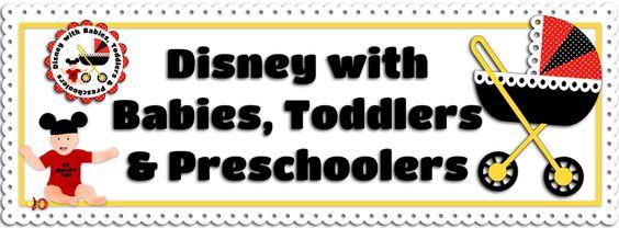 Disney with Babies, Toddlers & Preschoolers