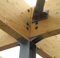 connection of wooden beams - Hledat Googlem