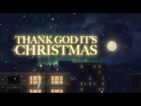 Queen S Brian May And Roger Taylor Create Special Film To Send Christmas Message To Fans Blabbermouth Net Queen Albums Christmas Lyrics Thank God