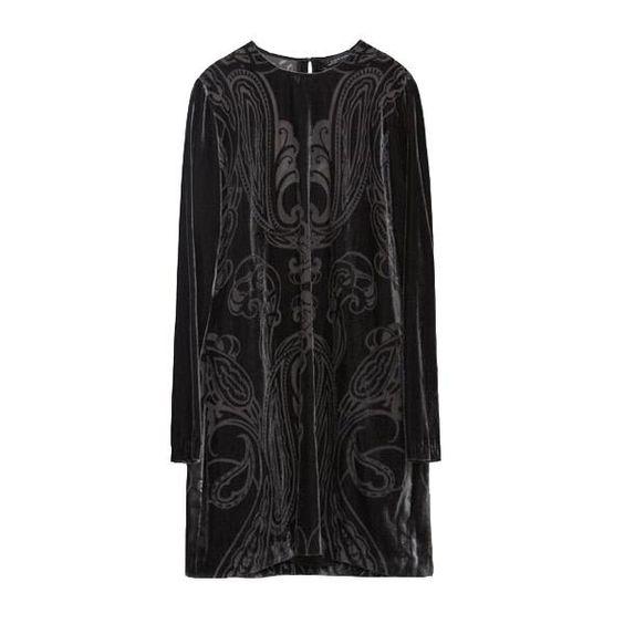 50 robes de soirée pour les fêtes de fin d'année #shopping #robe #Zara