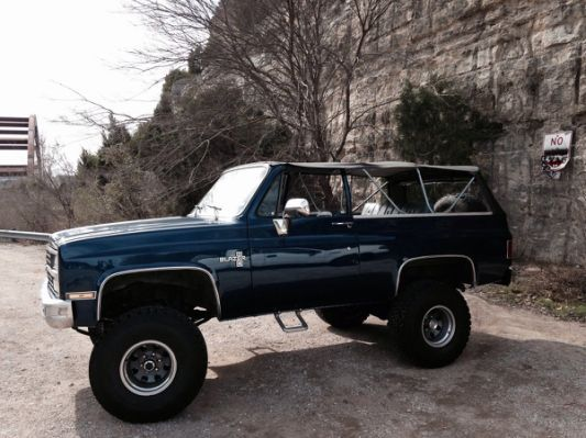 1974 Chevrolet K5 Blazer Gmc Jimmy Chevy Vehiculos