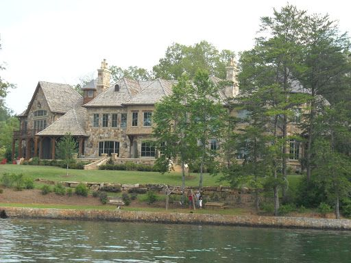 Nick Saban Lake Burton House Nick Saban 39 S Lake House On