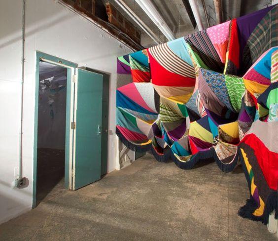 installations d'art new york