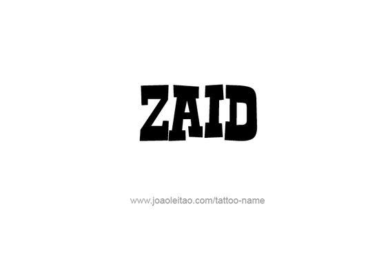 Zaid Name Tattoo Designs Tattoo Designs Name Tattoo Designs Name Tattoos Flower zaid name wallpaper