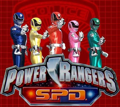 power rangers | Power Rangers SPD
