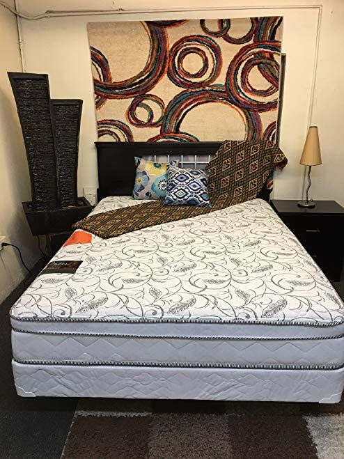 10 Inch Amber Mattress Olympic Queen Review Queen Size Memory