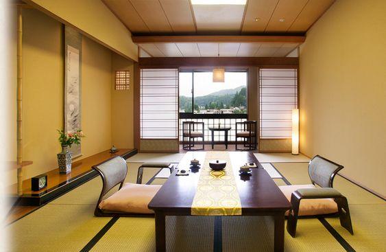 Hida Takayama Onsen Ryokan (Inn) Honjin Hiranoya Hanashoan Room | Pure Japanese Style Room 12 tatami mats