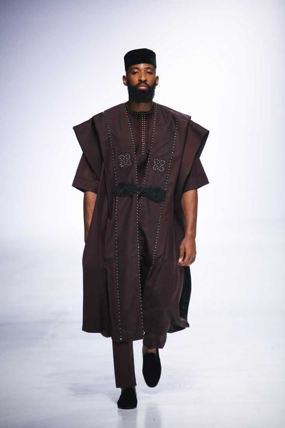 African Men Fashion By Fashion Admiral On African Prints Nigerian Men Fashion African Fashion Modern