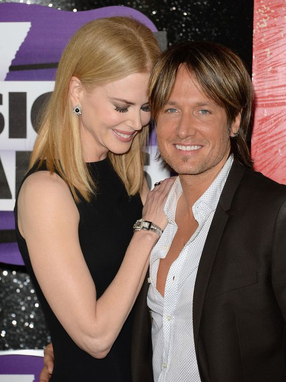 Nicole Kidman and Keith Urban -=- Upon Arrival at the CMT Music Awards at the Bridgestone Arena :: Nashville, Tennessee = June, 2013, Beautiful Couple !!