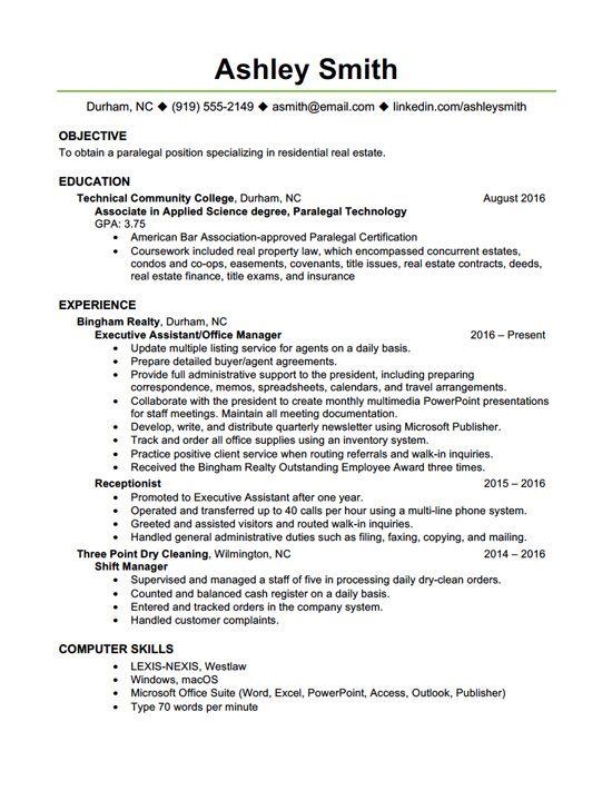 Gcflearnfree Resume Writing Gallery Of Sample Resumes Full Page 591c9a86 Resumesample Resumefor Resume Writing Sample Resume Resume Examples