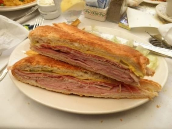 Thank you for all of you that we had the pleasure of serving over this #Gasparilla weekend! Today take some time and relax with a classic! Try this recipe as snack before dinner http://www.food.com/recipe/cuban-sandwich-a-tampa-classic-63269
