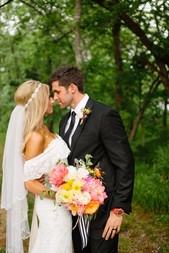 Mix n' Match Bridesmaids Dresses