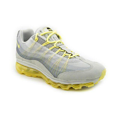 9.99 - Nike Women's Air Max 95 (Dynamic Flywire) - Start Grey / Electric Yellow-Start Grey, 8.5 B US Nike http://www.amazon.com/dp/B00BEZE8R6/ref=cm_sw_r_pi_dp_H1KTtb17K50WVAS2