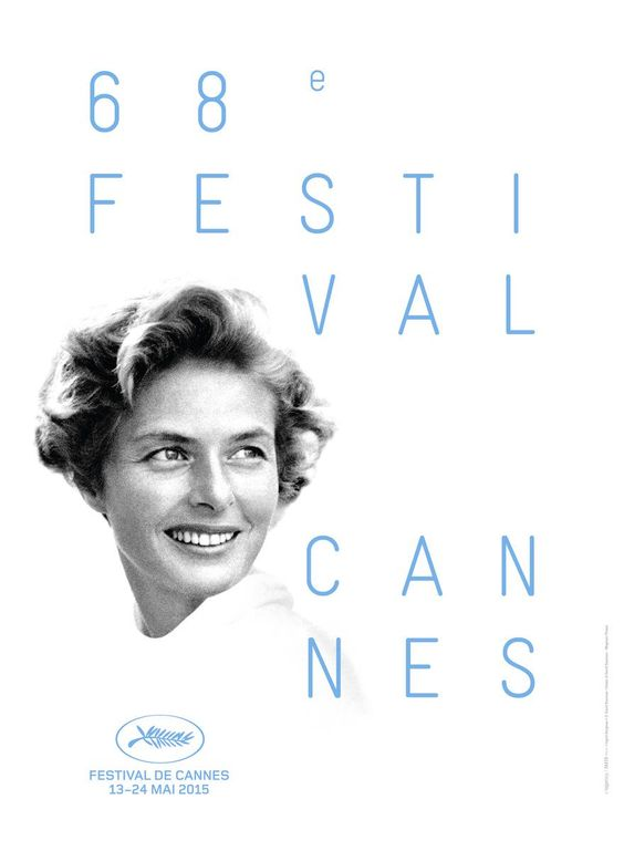 68th Cannes Festival poster
