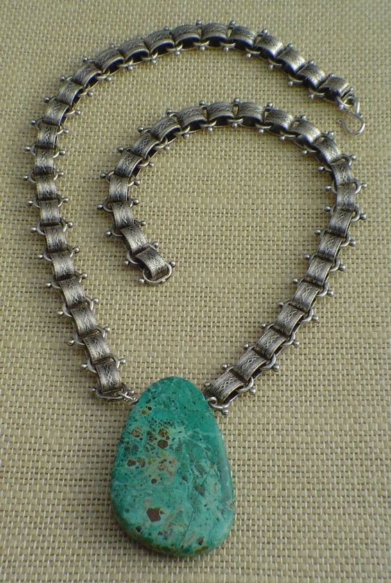 Powerful Necklace by gwensofferjewelry on Etsy, $75.00