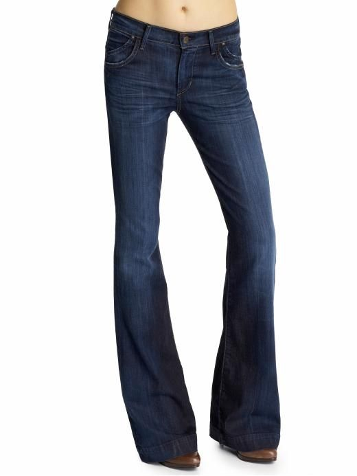 Citizen of Humanity Hutton Wide Leg Jeans