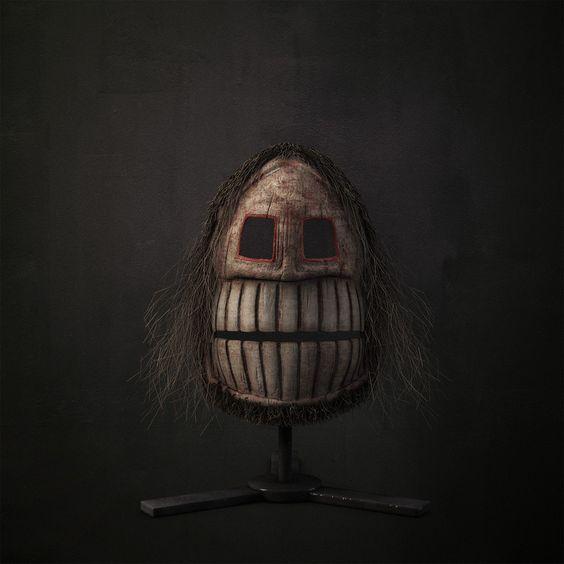Masks on Digital Art Served