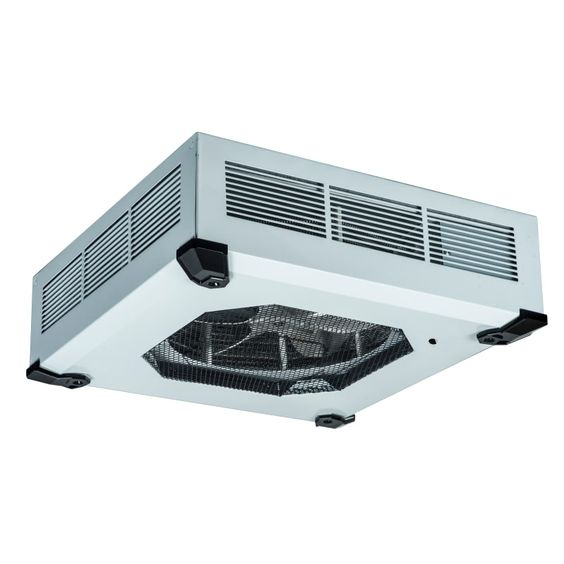 Dimplex Rch5031cx Rch Series 17060 Btu 240v Electric Ceiling Heater With Built I White Heaters Ceiling Heater In 2020 Shop Heater Garage Heater Heated Garage