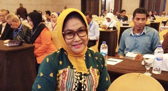 Dr. Ir. Apiaty Kamaluddin Amin Syam, M.Si
