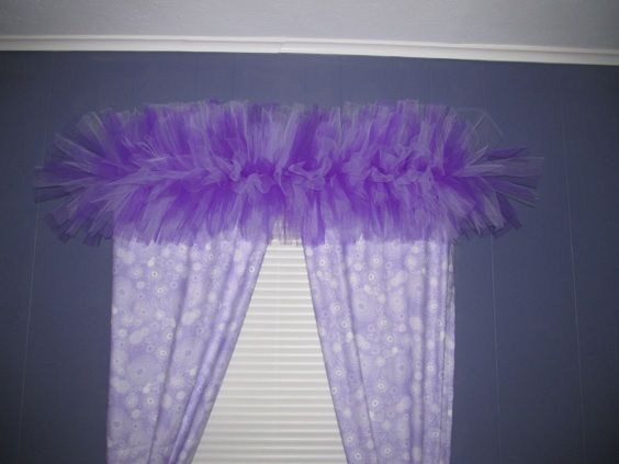 """May your bobbin always be full......: Tutu Valance Tutorial - and here I thought I was being super creative brainstorming this myself:)  should have known - but looks great!!!  thanks """"full bobbin""""!"""