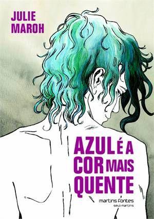 O livro conta a história de Clementine, uma jovem de 15 anos que descobre o amor ao conhecer Emma, uma garota de cabelos azuis. Através de textos do diário de Clementine, o leitor acompanha o primeiro encontro das duas e caminha entre as descobertas, tristezas e maravilhas que essa relação pode trazer.