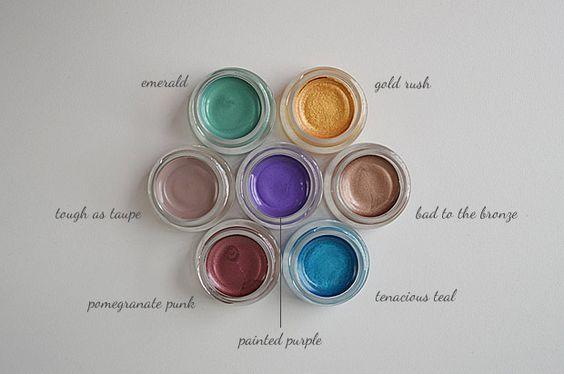 Maybelline Color Tattoo 24hr Cream Gel Eyeshadow