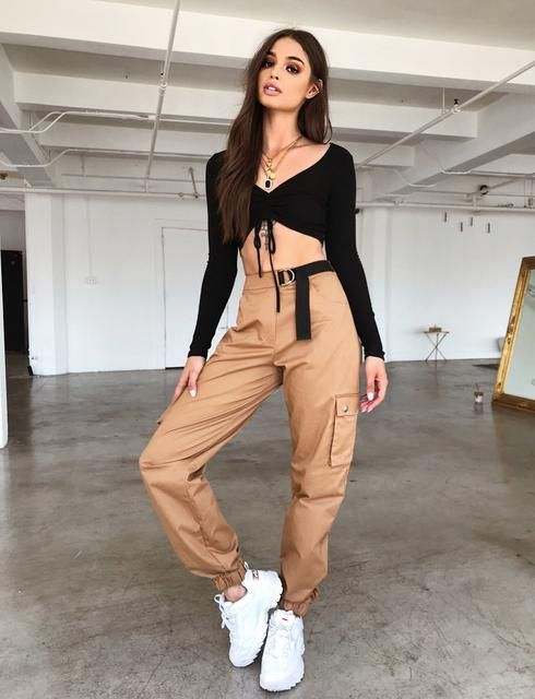 Aliyah Cargo Pant   Sneakers fashion outfits, Fashion