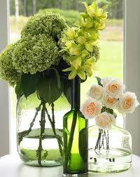 flores naturales para decorar - Buscar con Google