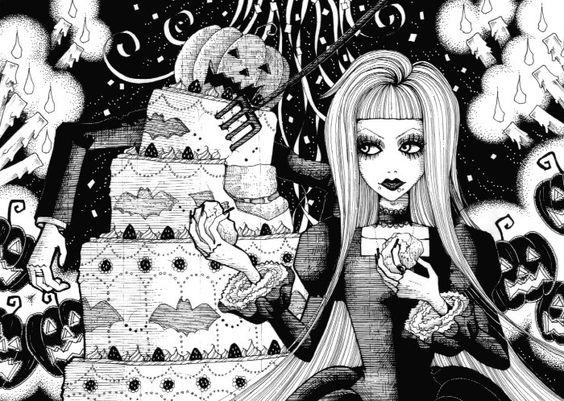 #yoh #gothic #art