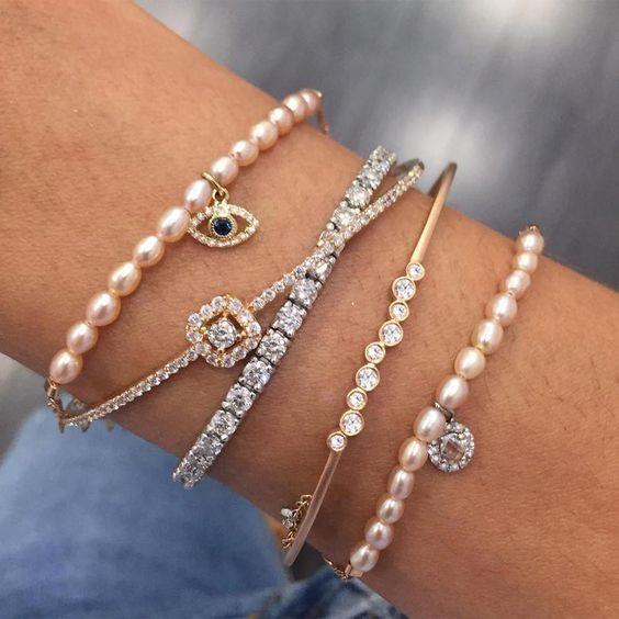 Bracelets Swarovski pas cher - Des Bijoux Fantaisie | Jewelry ...