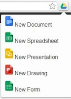 How Many Ways Can You Open a Google Doc?  How many ways are there to open a new Google Doc? Let's count the ways . . .  This first way works when your Google Drive is not open on the tab you are currently working on in fact your Google Drive doesn't even need to be opened you just have to be signed into Google Chrome . . . use the extension Google Docs Quick Create. I place this extension right next to the Omnibox so it's quick and easy to access.  Did you know you can go to docs.google.com?…