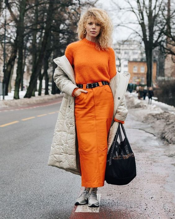 ◇ Previously Oslo Fashion Week Street Style The attendees at Oslo's annual fashion week braved plummeting temperatures in plush cords,…