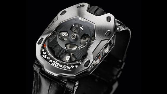 UR105 - Une montre qui réinvente la roue