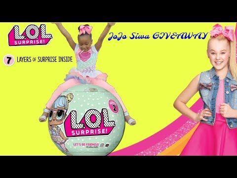 Lol Surprise Series 2 Tots Lil Sisters Opening Doll Review Pstoyreviews Youtube Lol Dolls Lil Sister Lol
