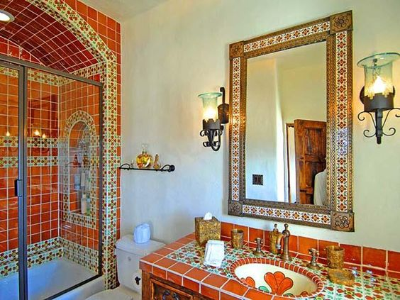 Lux pinterest tiles for for Best bathrooms ever