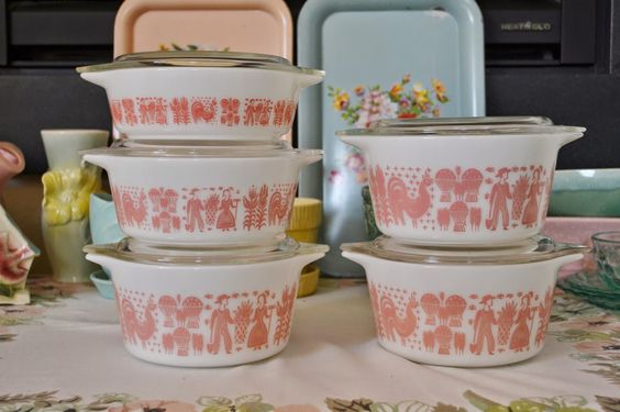 The adventures of two (Pyrex crazy) thrifting sisters........: It's Summertime!