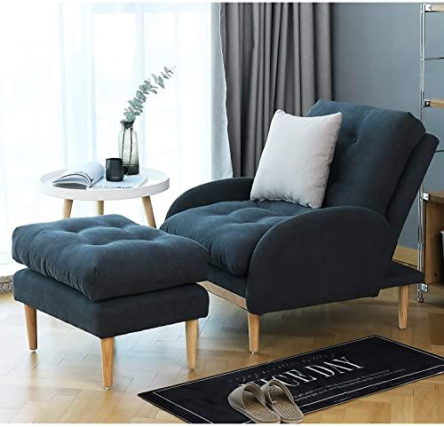 Shop For Oneinmil Fabric Recliner Chair Adjustable Home Theater Seating Single Recliner Sofa Ottoman Modern Living Room Recliners Grey Online Wouldtopshopp In 2020 Living Room Recliner Single Sofa Chair Grey