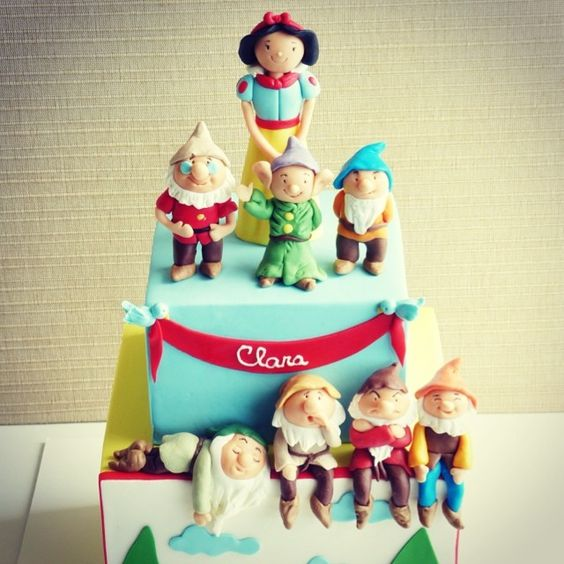 snow white cake - have some sugar