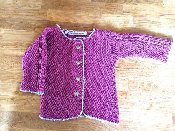 Jacken - Trachtenjacke für Mädchen Gr. 92/98 - ein Designerstück von repitz bei DaWanda