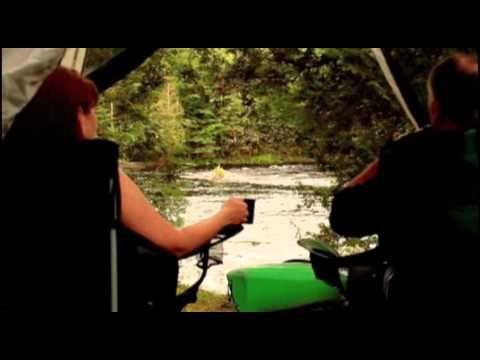 Les rivières et cours d'eau légendaires du Nouveau-Brunswick - YouTube