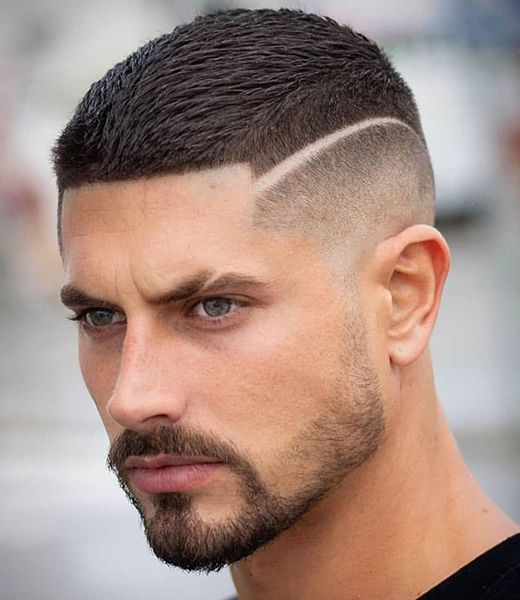 40 Men S Haircuts Hairstyles For Men 2020 Pictures With How To Style Guide In 2020 Military Haircut Army Haircut Soldier Haircut